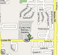 curlew hills pet cemetery map